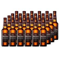 画像3: スペインビール mahou マオウ・ドゥンケル(330ml×24本セット) (3)