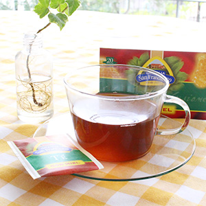 画像1: はちみつ紅茶  (1)