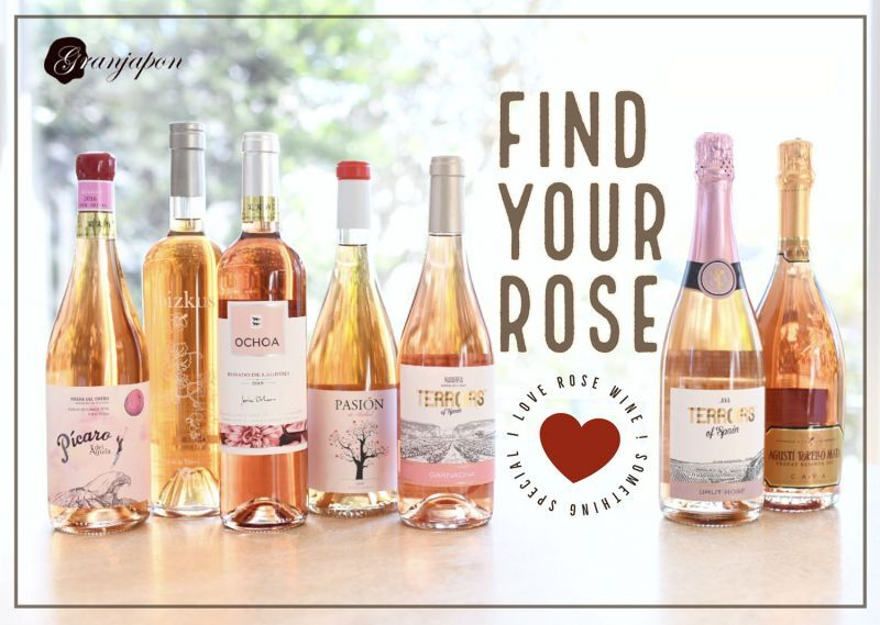 FIND YOUR ROSE