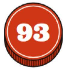 リアス・フィナス・クラレテ2016に93ポイントをつけました