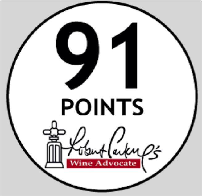リアス・フィナス・クラレテ2016に91ポイントをつけました
