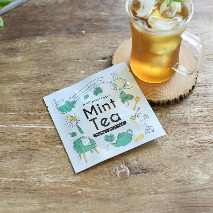 画像1: 83 MINT TEA ハチミツミントティー 2袋入 (1)